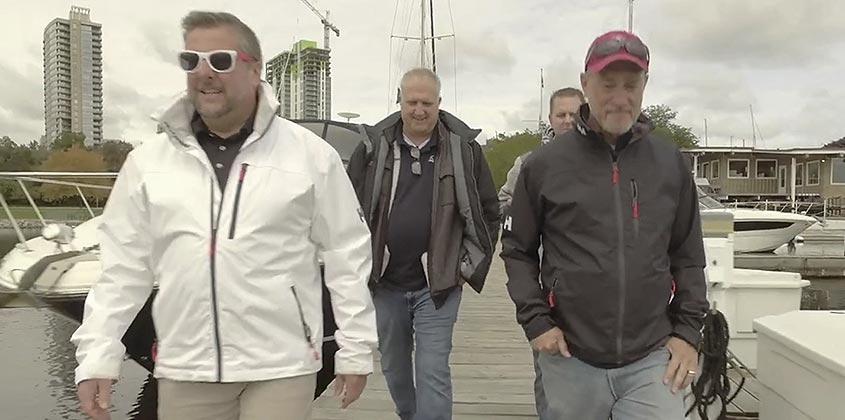 team members full sail
