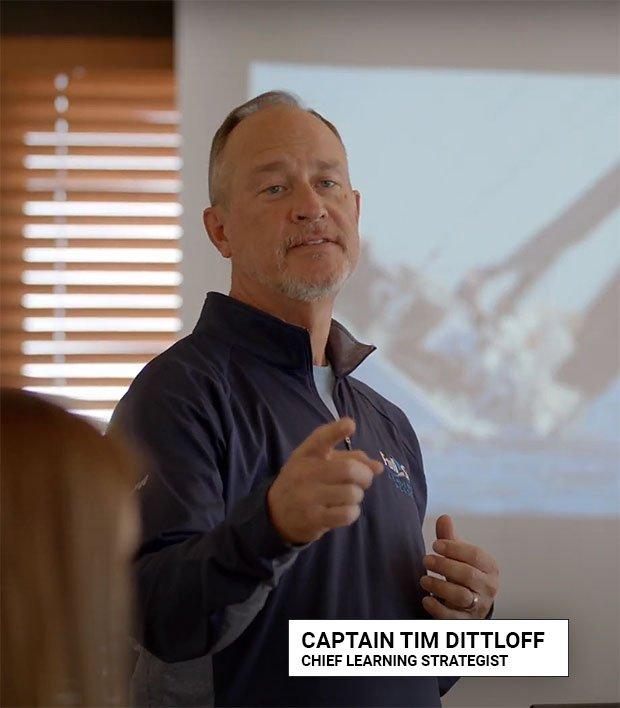 tim dittloff learning strategist