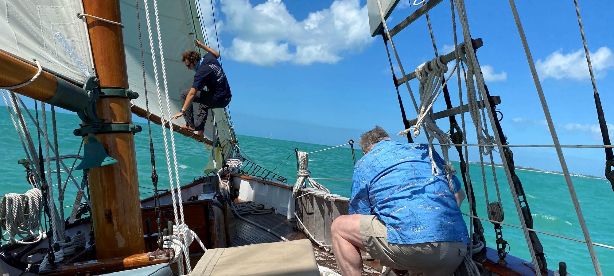 shared language sailboat