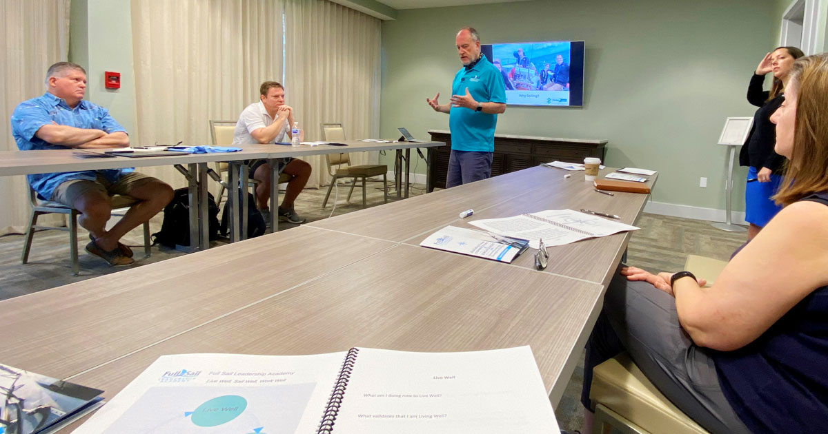 leadership coaching course