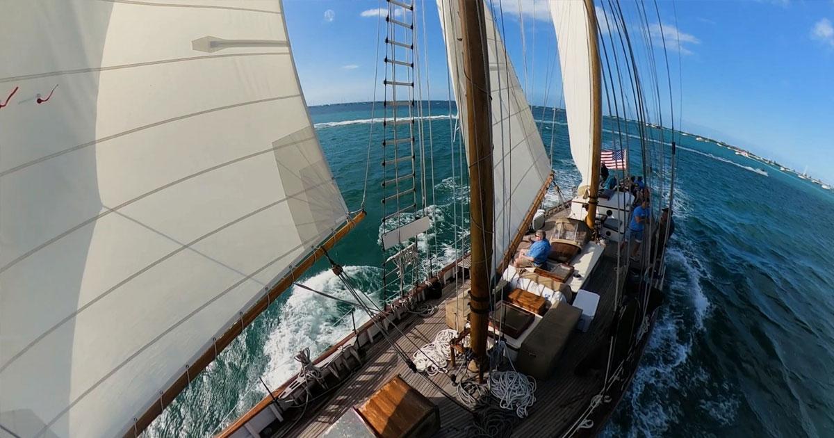 sailing when if workshop